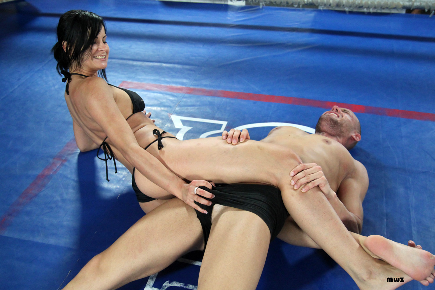 mixed wrestling sites