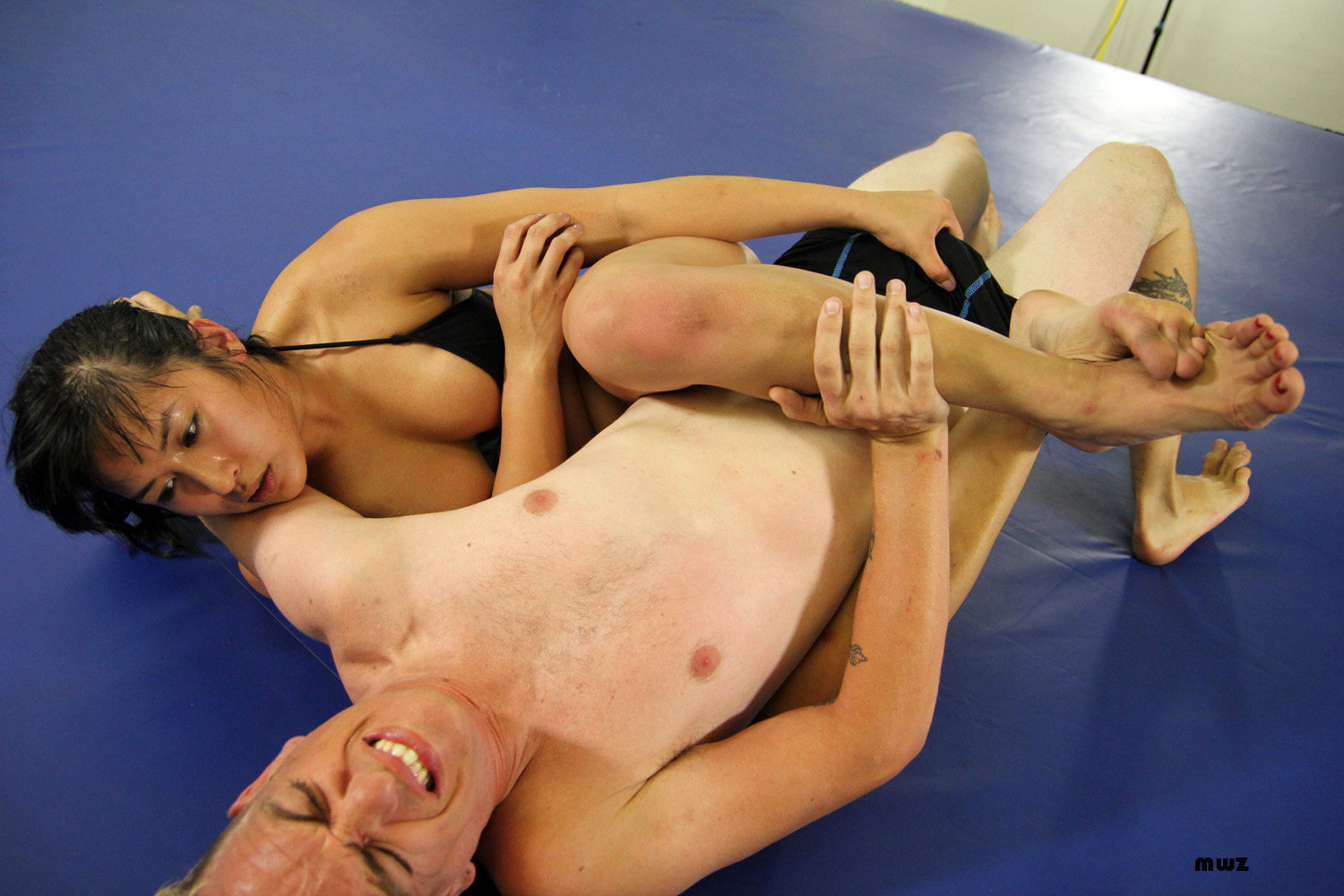Was and Free japanese womens wrestling porn